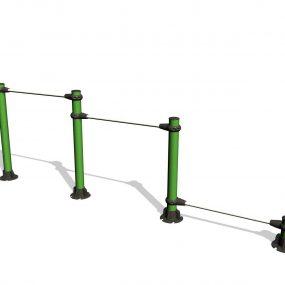FPK002. Barres Triples