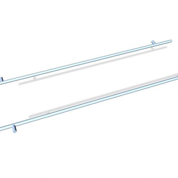 SPK17S. Barres parallèles • Sans poteau