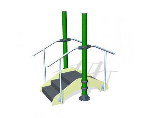 SPK28. Escalier & Escalier