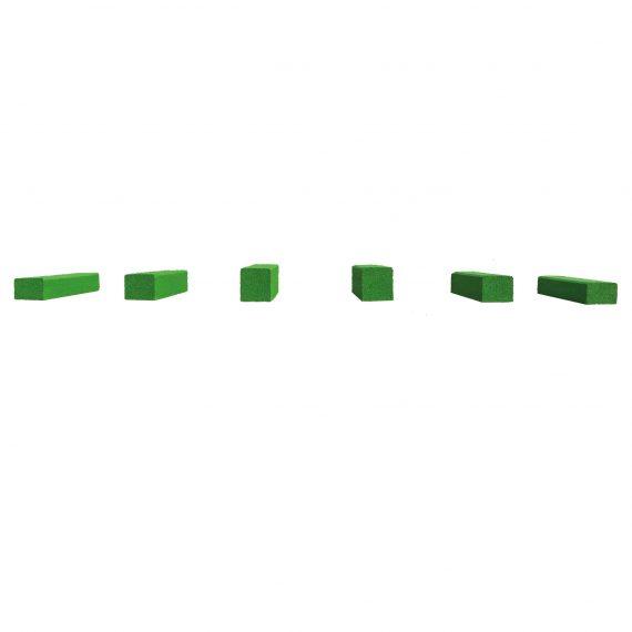 Parcours d'obstacles 6 blocs